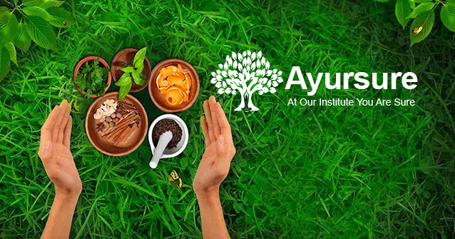 Ayursure – At Our Institute You Are Sure